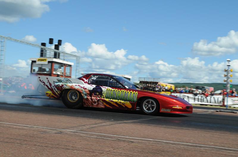 The Henchman | Logren Motorsport